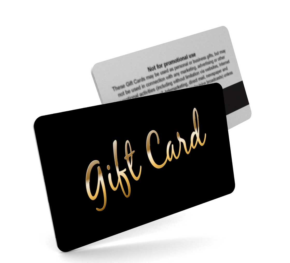 Pos Depot Com Custom Printed Gift Cards The Pos Depot