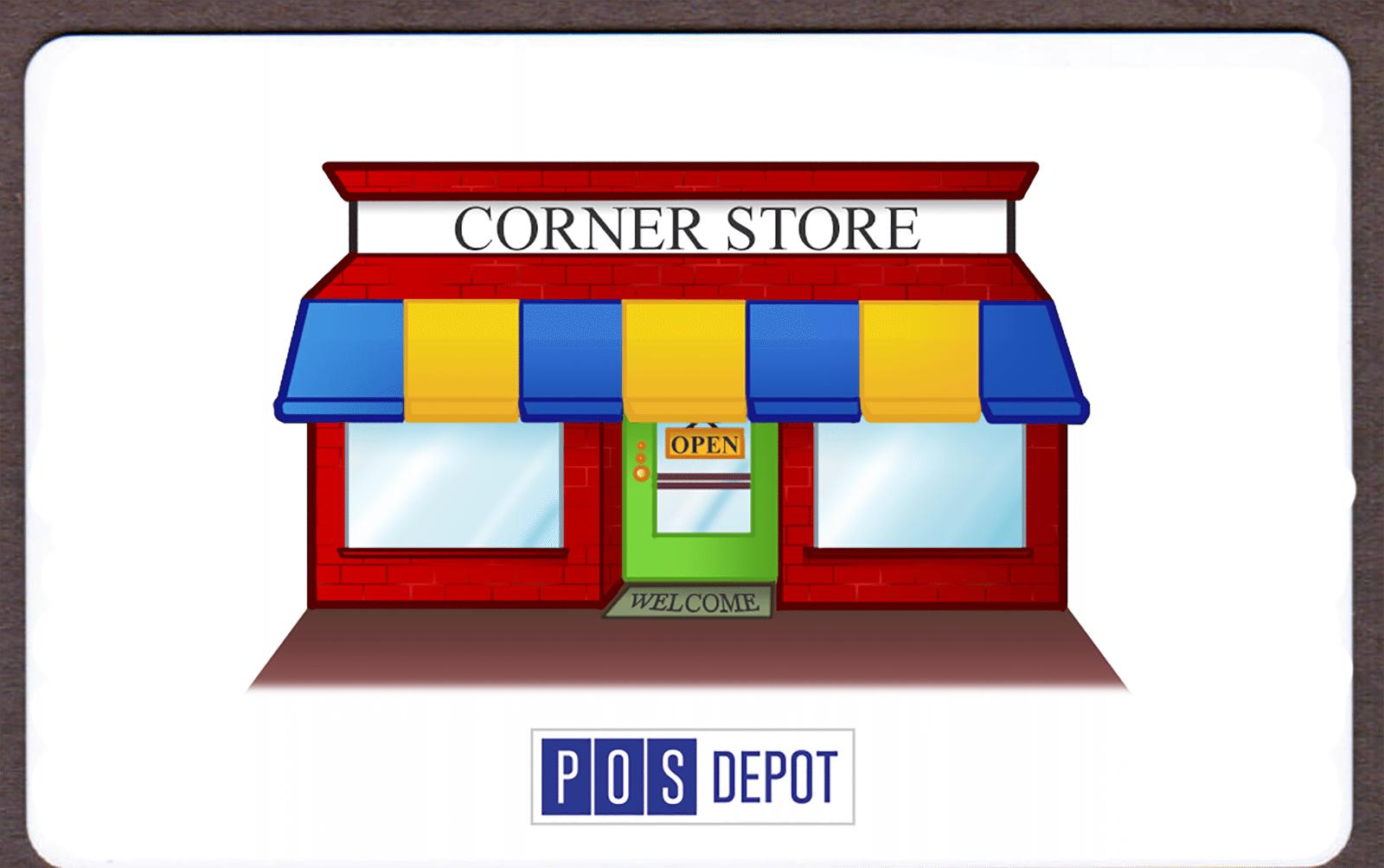 Pc America Corner Store Pos Employee Id Server Swipe Cards