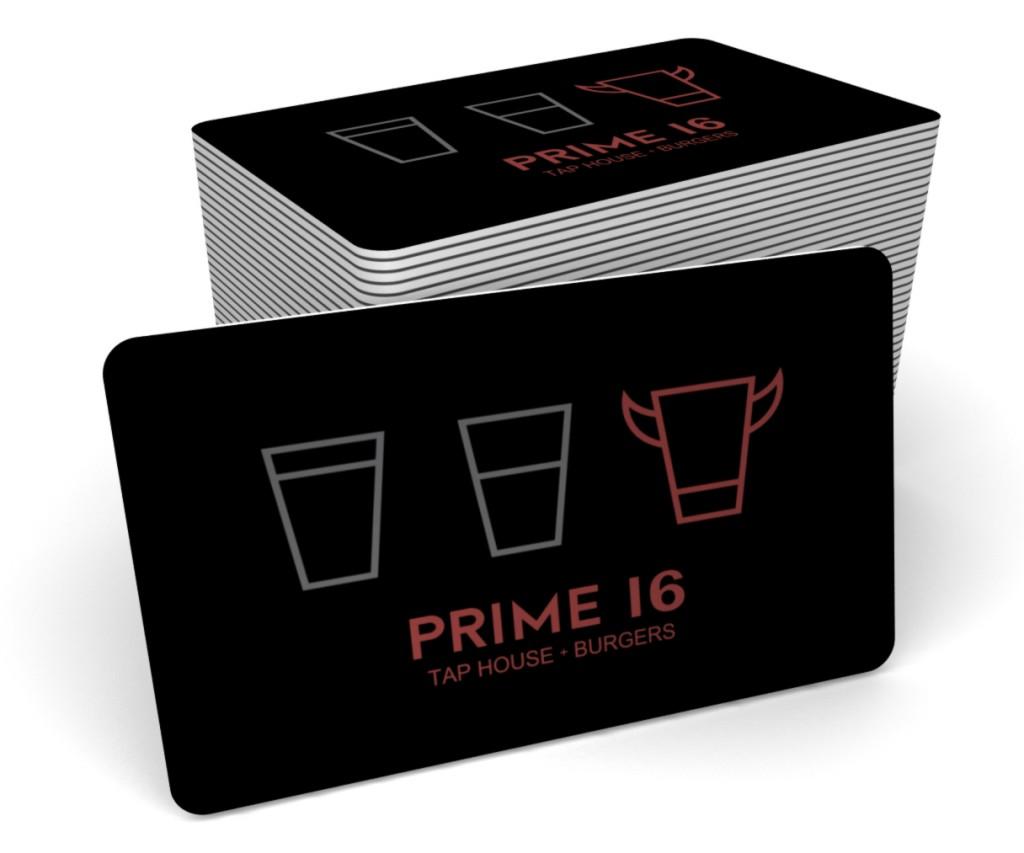 Aldelo POS Custom Printed Color Logo Gift or Server Swipe Cards ...