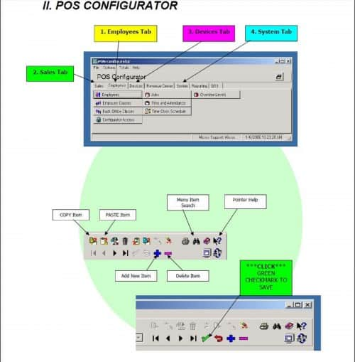 POS-Depot Micros RES 3700 Programming Manual