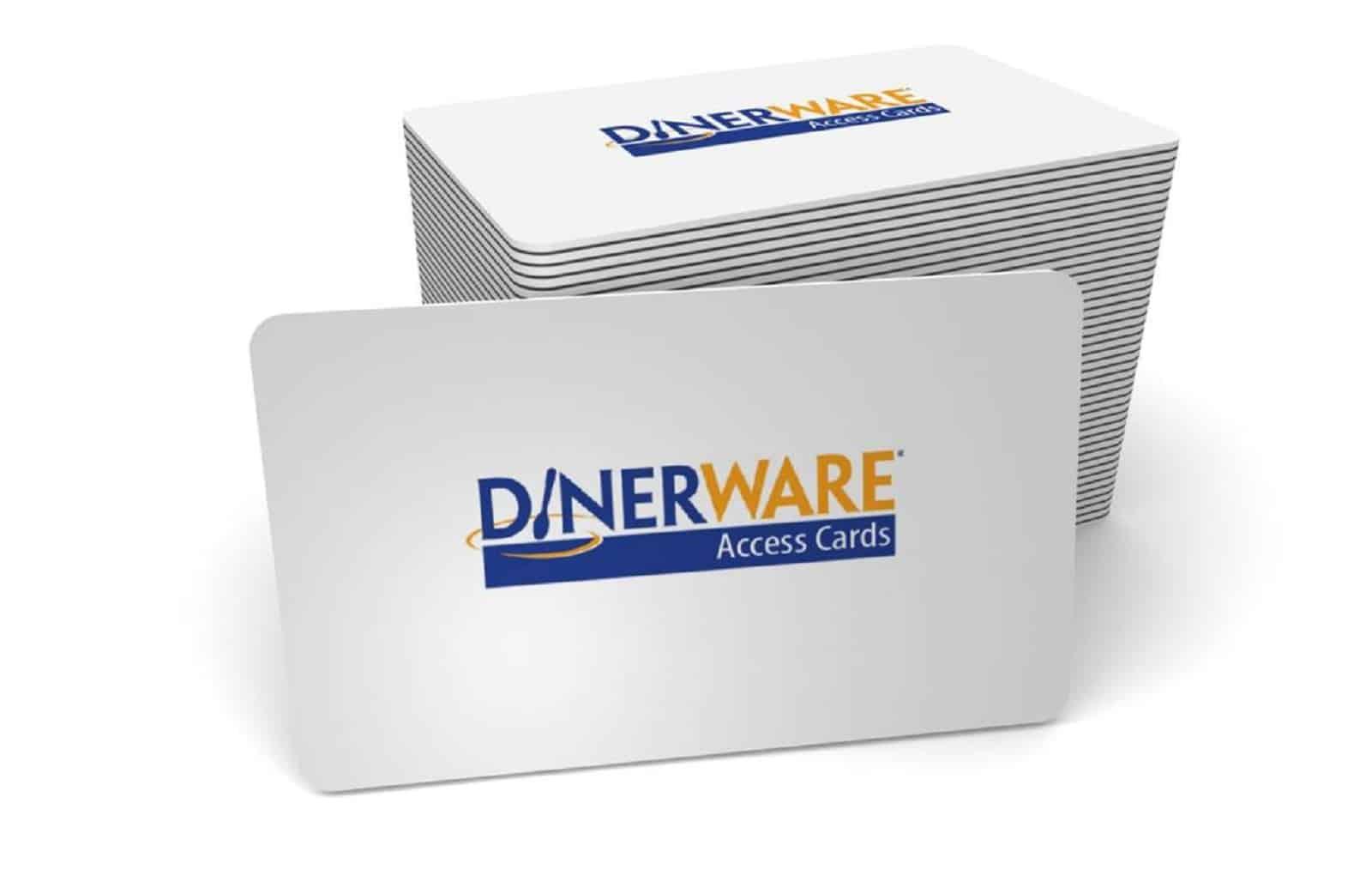Dinerware POS Employee Swipe Cards | POS-Depot Custom Gift Cards Micros Hardware Sales + More  sc 1 st  POS Depot & Dinerware POS Employee Swipe Cards | POS-Depot Custom Gift Cards ...