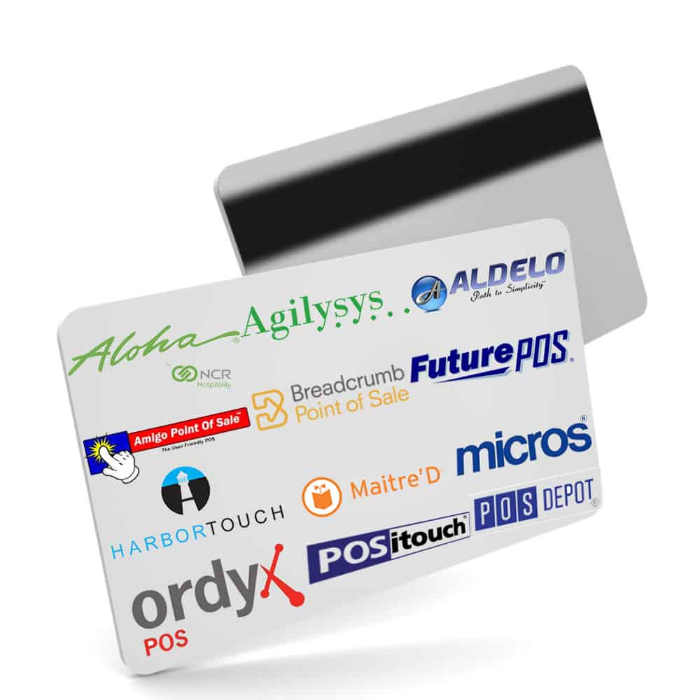 Pos server swipe employee access cards all pos systems pos depot pos server swipe employee access cards all pos systems pos depot custom gift cards micros hardware sales more reheart Gallery