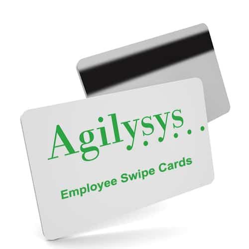 Agilysys POS Server Swipe Employee Sign On Cards